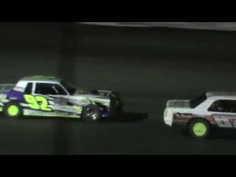 Stock Car Feature  May 13,2017