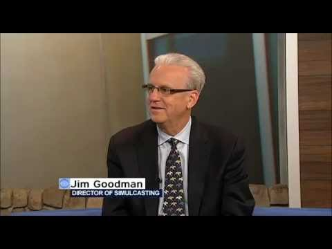 Jim Goodman visits WKYT 27 NewsFirst at Midmorning Friday, June 8 2012