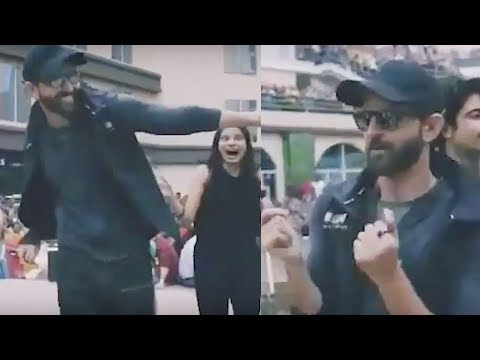 HRITHIK ROSHAN made his FANS GO CRAZY as he dances on the BEATS of Ghungroo From WAR Mp3