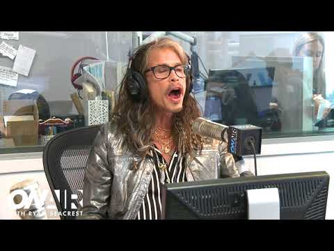 Ryan's Full Interview With Steven Tyler | On Air with Ryan Seacrest