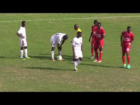 Red Arrow versus Power Dynamos 2017 Nkoloma Stadium