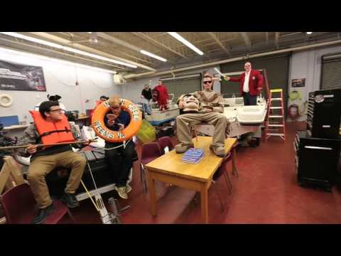 Northern Neck Technical Center Governor's STEM Academy Video