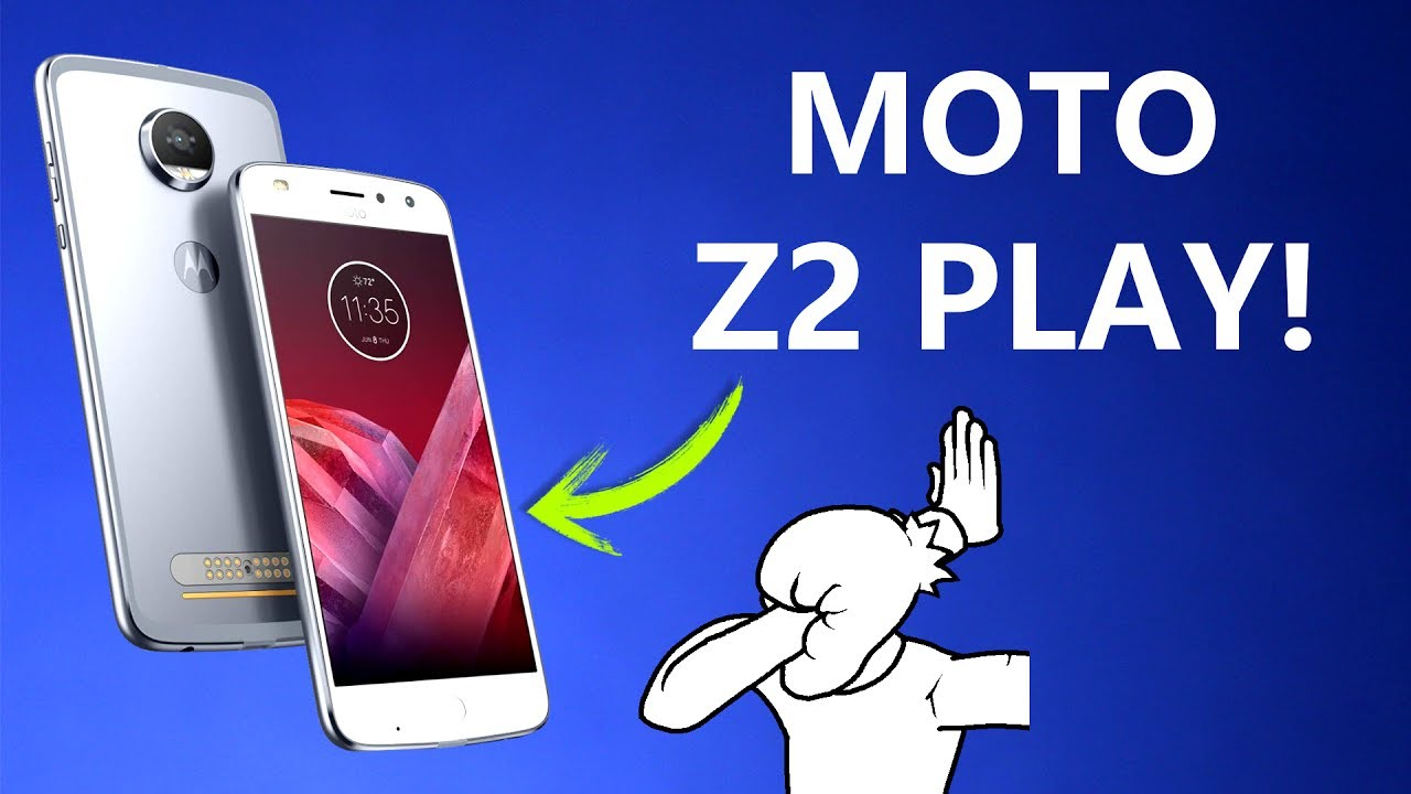 7dd70dfba3a Motorola Moto Z2 Play - Características y precio! - YouTube