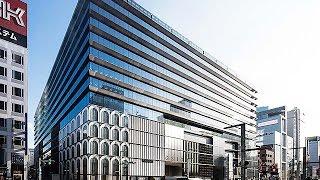 東京・銀座に241店舗が構える大型施設誕生=旗艦店集結、観世能楽堂も