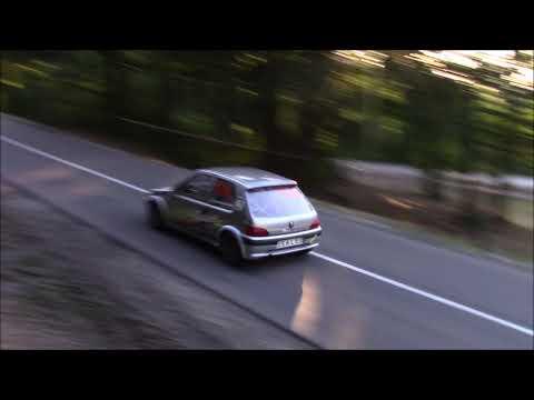 Aleksandar Vidosavljevic Bobo - Brdska Trka Sopot 2019 - Peugeot 106 1.6 E1