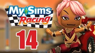 MySims Racing [Let's Play] ☆14☆ - Ein Star macht Probleme
