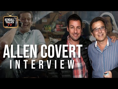 allen-covert-talks-adam-sandler-stories,-happy-madison-movies,-new-movie-announcement-&-much-more!