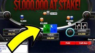 I play a $2,650 Poker Tournament!