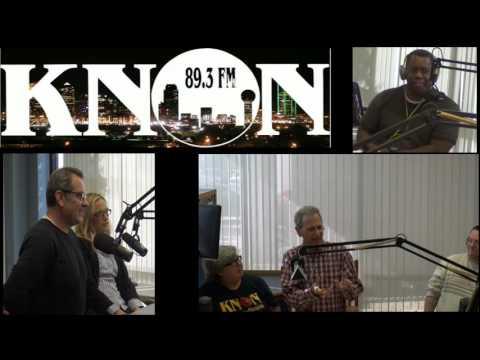 Knon 89.3, Lambda Weekly 2015.12.06 with Att:  Michael J  Hindman and Kasey Krummel, Patti, Leron