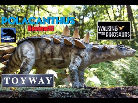 "Toyway ""Walking With Dinosaurs"" Polacanthus Review!!!"