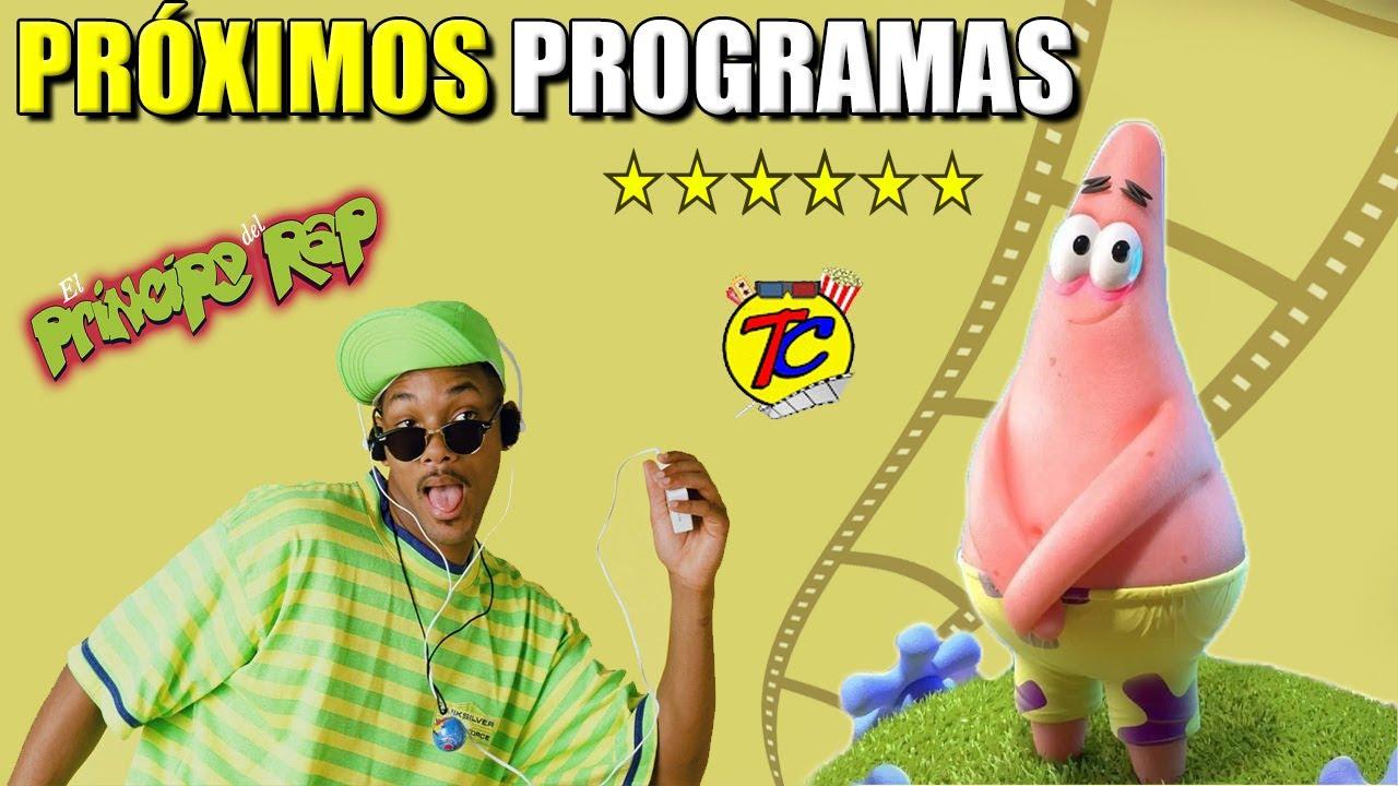 PROGRAMAS CONFIRMADOS | El show de patricio estrella | Príncipe del rap