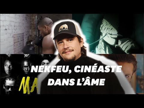 Nekfeu Les étoiles Vagabondes Nest Pas Son Premier Pas Au Cinéma