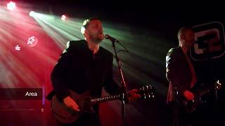 The Futureheads live at Concorde 2 Brighton 30 May 2019