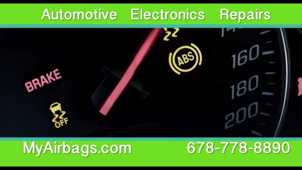 Abs Ebcm Repair Fix Pump Always Running Making Noise C0265 Gm Fuse Box Disassembly C0267 C0268 Myairbagscom