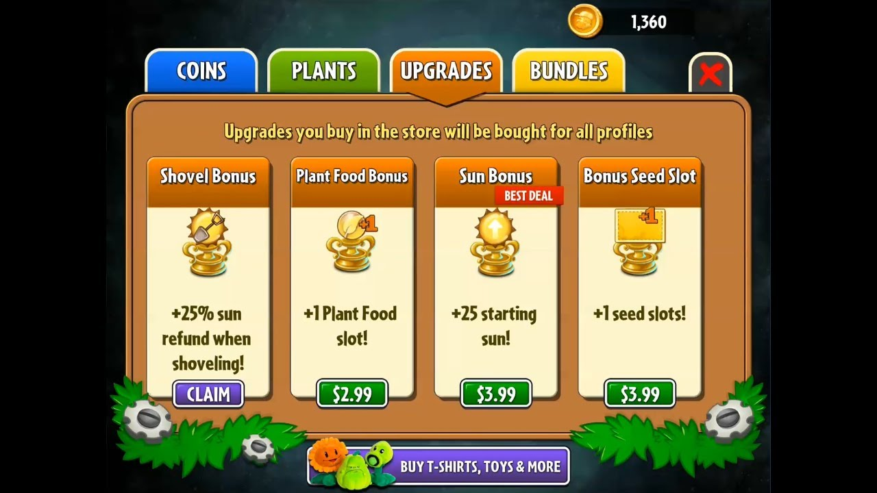 Plants Vs. Zombies 2 - All Gam...
