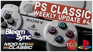 PS Classic Weekly Update #4 - Alternative hacks, Dreamcast emu & more!