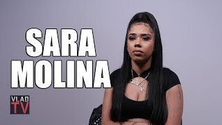 Sara Molina on Tekashi Beating Her in Front of Their Daughter, Why She Denied It Publicly (Part 8)