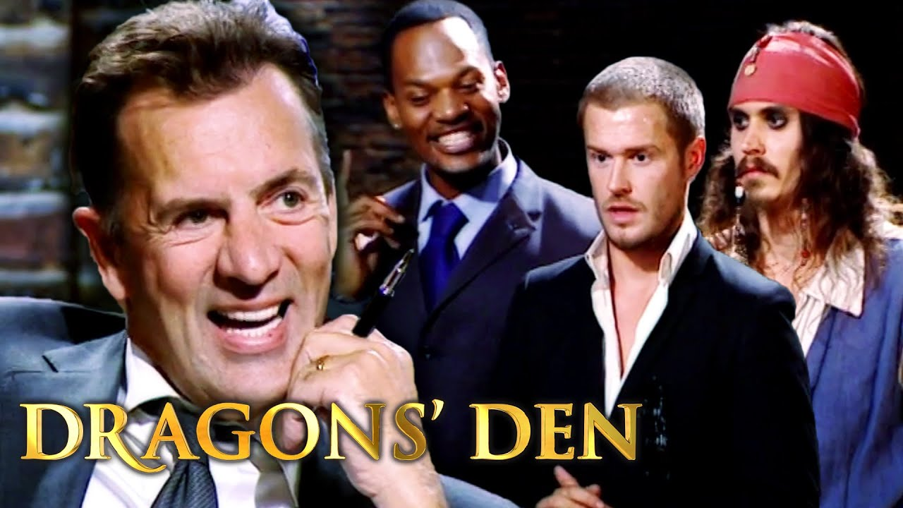 Peter Disagrees, They DO Need the Money... | Dragons' Den