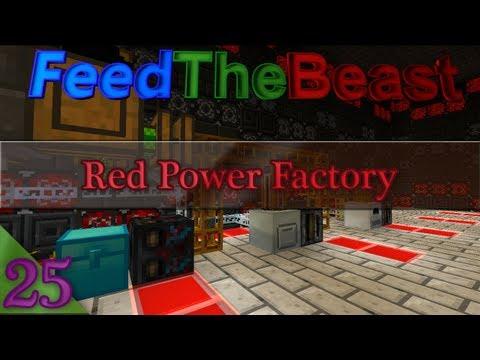 Koala Kraft - FTB 25 :: The Red Power Factory