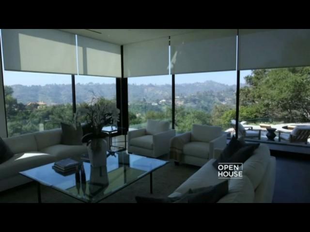Sold Nbc Open House 9601 Oak Pass 20 000 000 Youtube