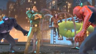 Spider Man Friend or Foe   Trailer 1   PS3 Xbox360 PC Wii DS