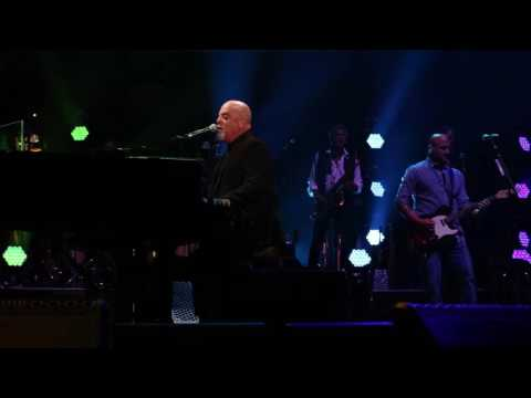 "Billy Joel – ""You're Only Human (Second Wind)"" – 6/17/2016 at Madison Square Garden"