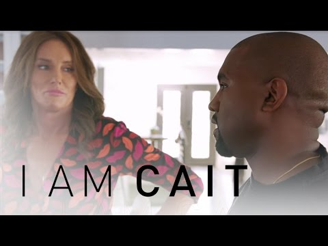 Kanye Reacts to Meeting Caitlyn Jenner in the Most Kanye Way Possible
