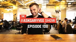 #AskGaryVee Episode 108: E-Commerce, Elevators, & Aliens