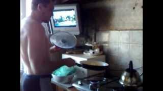 как я жарю картошку