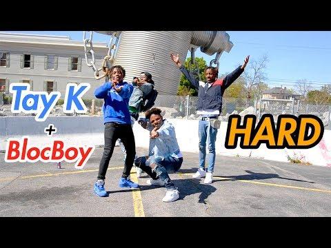 Tay K & Blocboy JB - Hard (Official NRG Video)