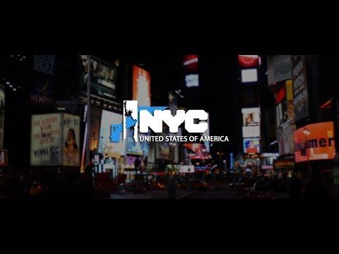 New York City USA - Travel Video (Nikon D7000)