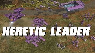 Heretic Leader! Human Rebel Allies - HALO WARS DEFINITIVE EDITION MOD