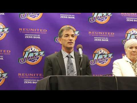John Stockton on resting players in the NBA