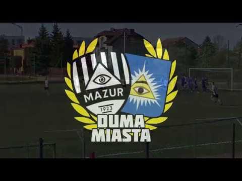21 Kolejka Liga Okregowa 2018/19 - Swit II NDM - Mazur Radzymin 3:3 Skrot Meczu