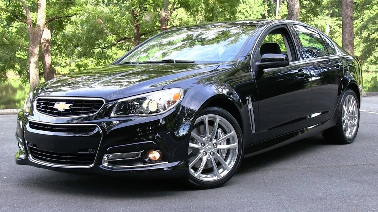 2015 Chevrolet SS 6-Spd Start Up, Road Test, and In Depth ...