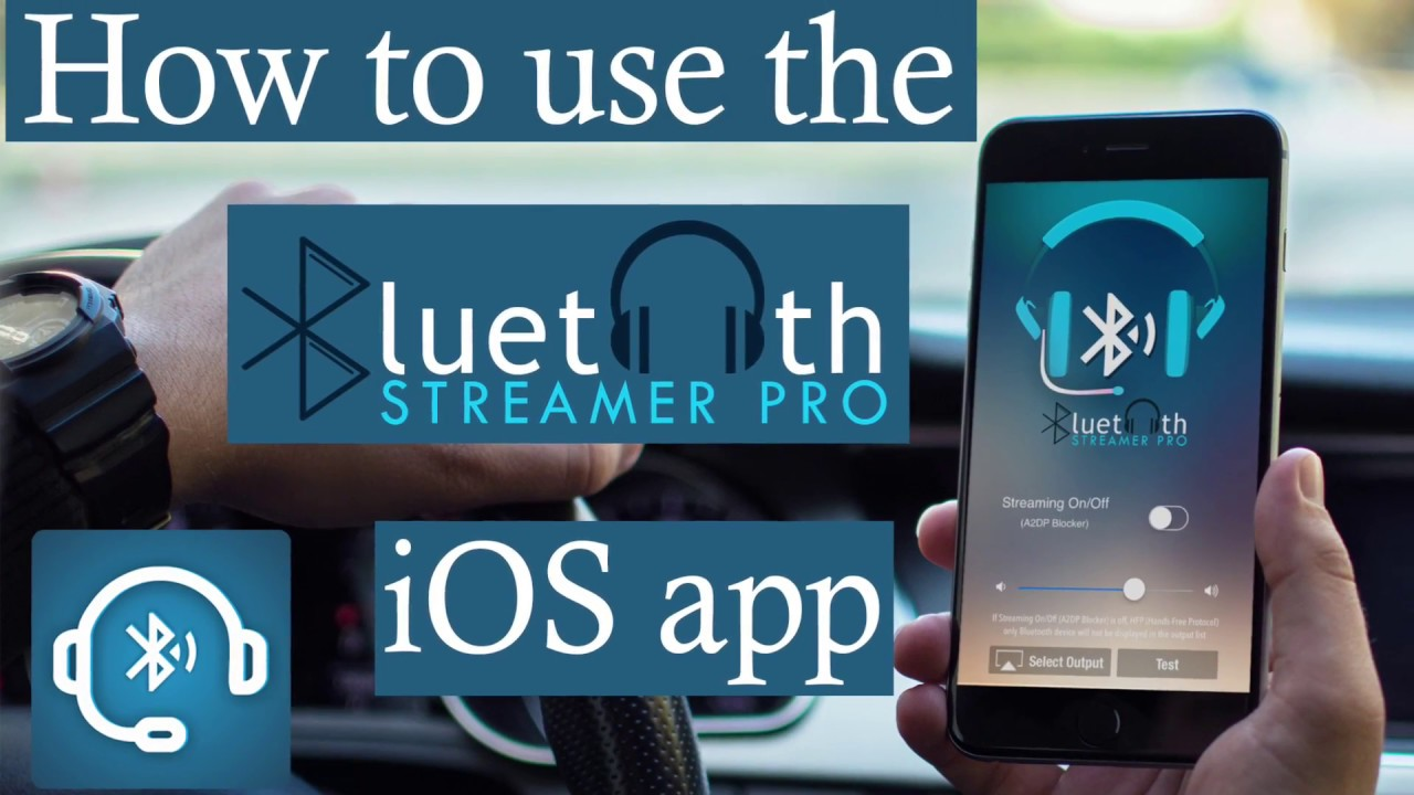 Stream audio over Bluetooth Hands-Free (HFP) | Bluetooth