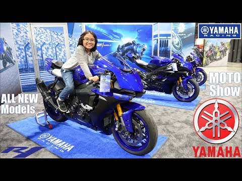 download 2019 Yamaha YZF-R1M Walk Around, Yamaha MT-10, Yamaha Niken GT and More. Learning to Ride a Bike