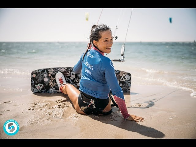 GKA Kite World Cup Dakhla 2019 | Day Four 1| Super session