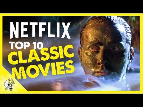 Top 10 Classic Movies On Netflix | Best Movies On Netflix Right Now | Flick Connection