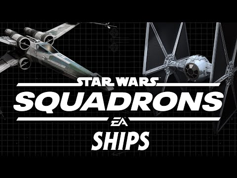 Star Wars: Squadrons - Full Starfighter Breakdown