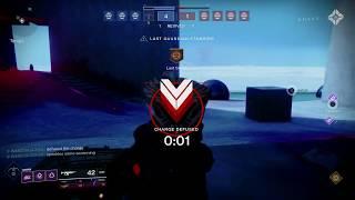 Destiny 2 Diehards Trials of Osiris - Salty Finish