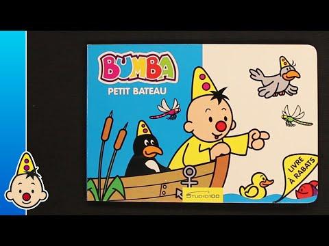 Bumba : Petit bateau - Livre audio pour les enfants