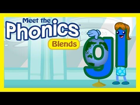 Meet the Phonics Blends - gl