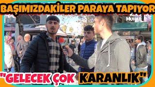 """""""KENDİ ÜLKEMİZDE MÜLTECİ OLDUK"""" (Türkiye'nin Geleceğini Nasıl Görüyorsunuz?)"""