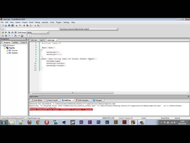 Objekt-Orientált Programozás 1