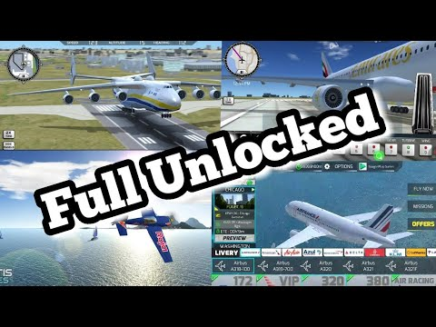 Flight Simulator Flywings Hacked Full Unlocked