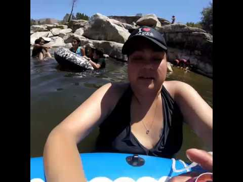 A little vacation at Kern River CA
