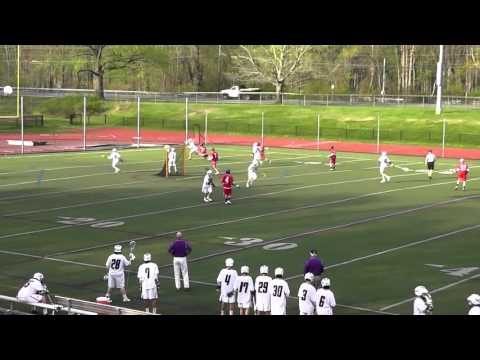 Graham Roediger Somers High School Class of 2018 (PG year) Lacrosse Highlights #7/17