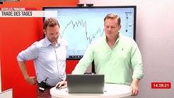 22.06. Trade des Tages – Deutsche Wohnen Watchlist-Aufnahme & Update zum DAX und Commerzbank