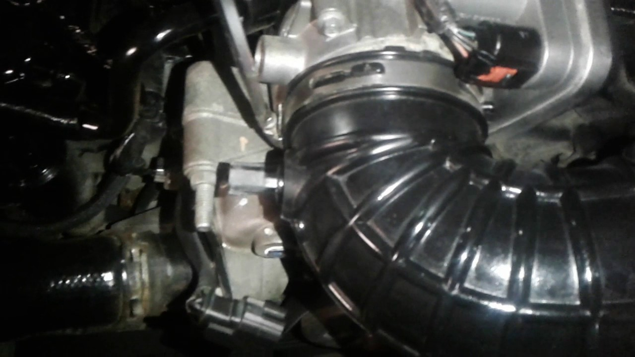 Chrysler 300c Intake Filter Replacement